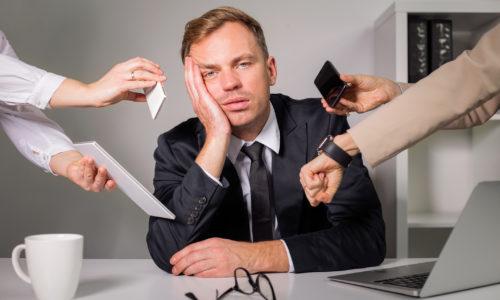 Диагностика и восстановление стрессоустойчивости  у ответственных руководителей
